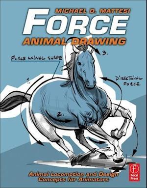 Force Animal Drawing af Mike Mattesi