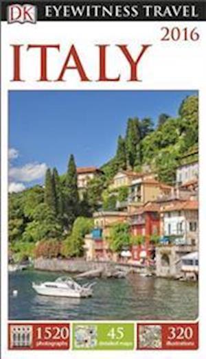 DK Eyewitness Travel Guide: Italy af DK Publishing