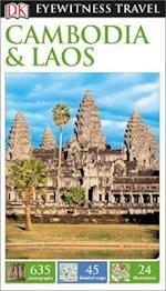 DK Eyewitness Travel Guide: Cambodia & Laos af DK Publishing