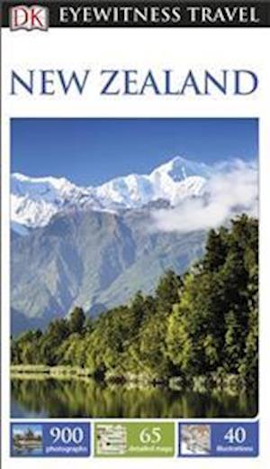 DK Eyewitness Travel Guide: New Zealand af DK