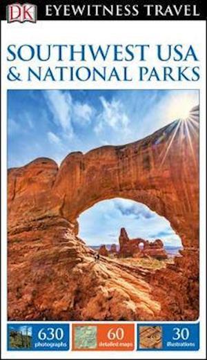 DK Eyewitness Travel Guide: Southwest USA & National Parks af DK
