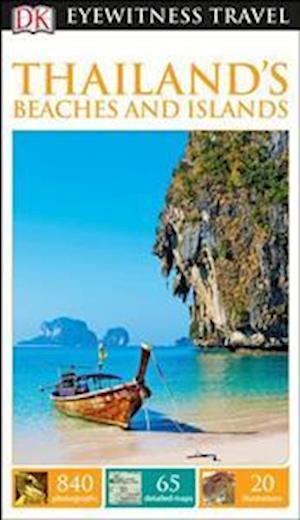 Bog, paperback DK Eyewitness Travel Guide Thailand's Beaches & Islands af DK Publishing