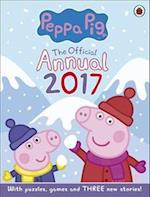 Peppa Pig: Official Annual 2017 (Peppa Pig)