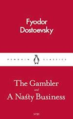 The Gambler and a Nasty Business (Pocket Penguins)
