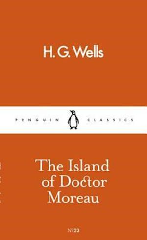 The Island of Doctor Moreau af H. G. Wells