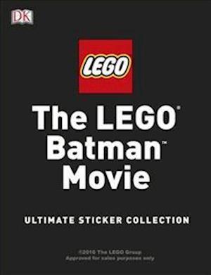 Bog, paperback The LEGO Batman Movie Ultimate Sticker Collection af DK