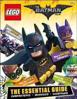 Bog, hardback The LEGO Batman Movie Essential Guide af Julia March