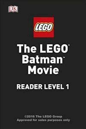 Bog, hardback DK Reader Level 1: The LEGO Batman Movie Team Batman af Julia March