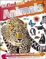 Animals (DK Find out)