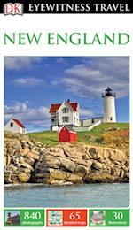 DK Eyewitness Travel Guide: New England (DK Eyewitness Travel Guide)