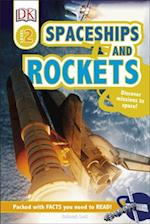 Spaceships and Rockets (DK Reads Beginning to Read)