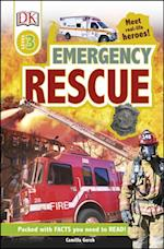 Emergency Rescue (DK Reads Starting to Read Alone)