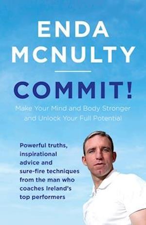 Bog, paperback Commit! af Enda McNulty
