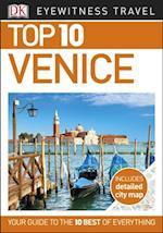 DK Eyewitness Top 10 Travel Guide: Venice