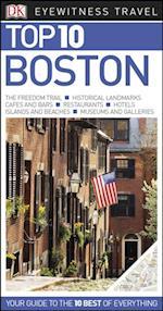DK Eyewitness Top 10 Travel Guide: Boston