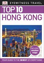 DK Eyewitness Top 10 Travel Guide: Hong Kong