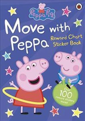 Bog, paperback Peppa Pig: Move with Peppa!