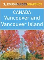 Rough Guide Snapshot Canada: Vancouver and Vancouver Island