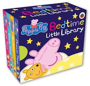 Bog, papbog Peppa Pig: Bedtime Little Library