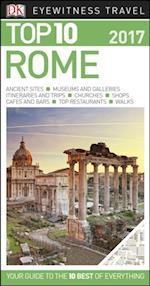 DK Eyewitness Top 10 Travel Guide Rome