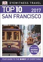 DK Eyewitness Top 10 Travel Guide San Francisco