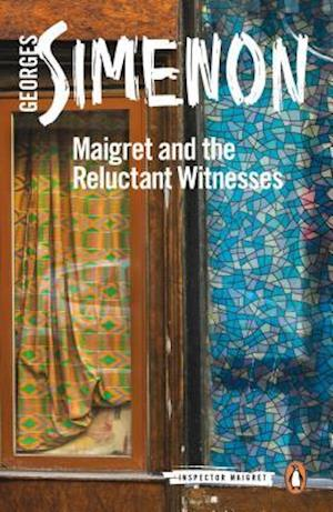 Bog, paperback Maigret and the Reluctant Witness af Georges Simenon