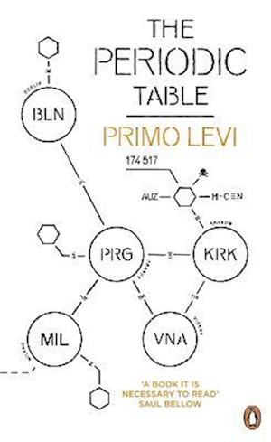 The Periodic Table af Primo Levi