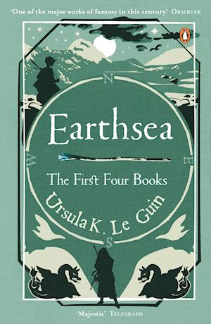 The Earthsea: The First Four Books af Ursula K Le Guin