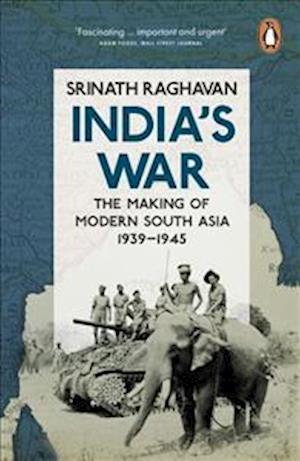 Bog, paperback India's War af Srinath Raghavan