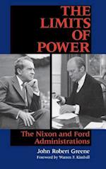 The Limits of Power af John Robert Greene