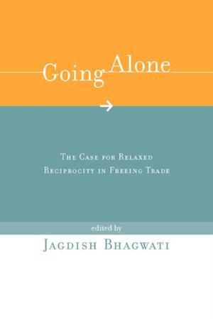 Going Alone af Jagdish N. Bhagwati