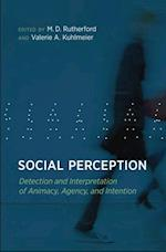 Social Perception af M.D. Rutherford