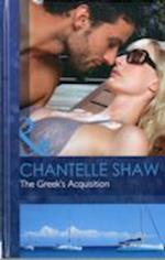 The Greek's Acquisition af Chantelle Shaw