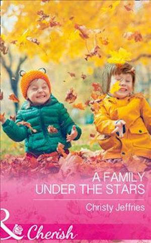 Bog, paperback A Family Under the Stars (Sugar Falls, Idaho, Book 6) af Christy Jeffries