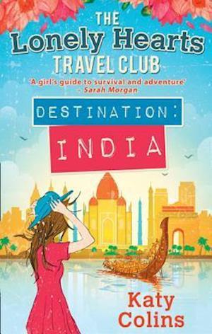 Destination India af Katy Colins