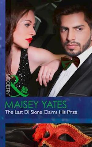 Bog, paperback The Last DI Sione Claims His Prize (the Billionaire's Legacy, Book 8) af Maisey Yates