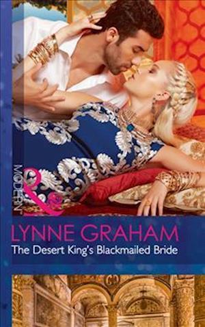 Bog, paperback The Desert King's Blackmailed Bride (Brides for the Taking, Book 1) af Lynne Graham
