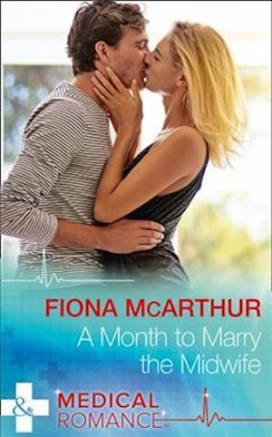 Bog, paperback A Month to Marry the Midwife (The Midwives of Lighthouse Bay, Book 1) af Fiona McArthur