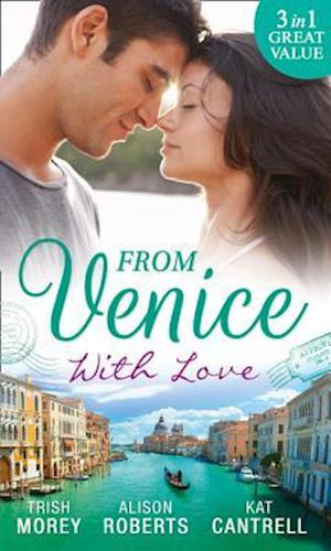 Bog, paperback From Venice with Love: Secrets of Castillo Del Arco / from Venice with Love / Pregnant by Morning (Bound by His Ring, Book 1) af Trish Morey