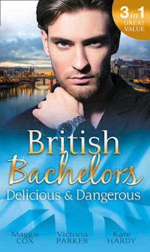 Bog, paperback British Bachelors: Delicious and Dangerous af Maggie Cox