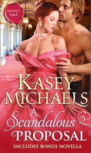 Bog, paperback A Scandalous Proposal (the Little Season, Book 2) af Kasey Michaels