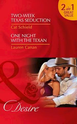 Bog, paperback Two-Week Texas Seduction af Cat Schield