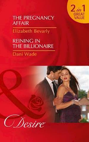 Bog, paperback The Pregnancy Affair af Elizabeth Bevarly