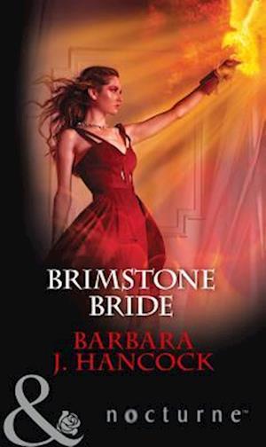 Bog, paperback Brimstone Bride af Barbara J. Hancock