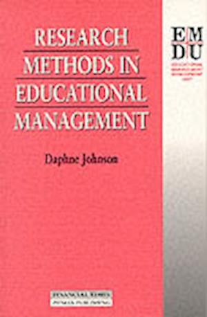 Research Methods in Educational Management af Daphne Johnson