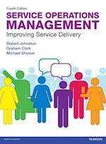 Service Operations Management af Robert Johnston