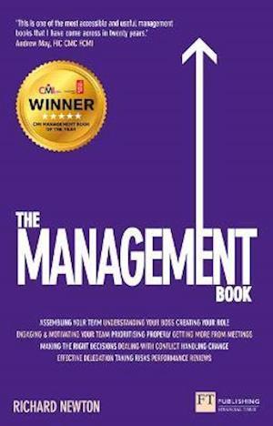 The Management Book af Richard Newton