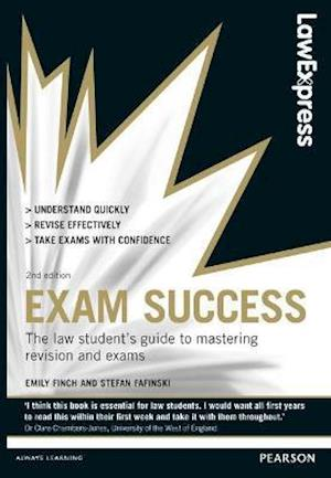Law Express: Exam Success af Emily Finch