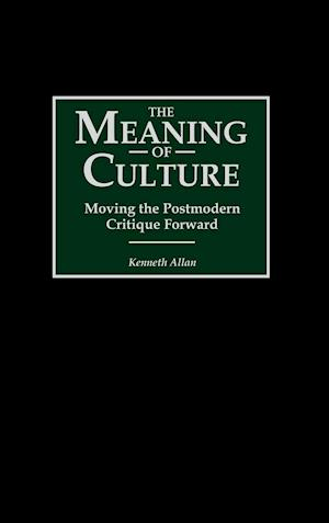 The Meaning of Culture af Kenneth Allan