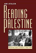 Reading Palestine af Ami Ayalon